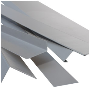 PROFILES FROM LAMINATED METAL SHEETS
